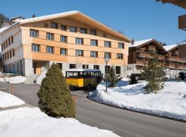 Gstaad Saanenland Youth Hostel, Saanen