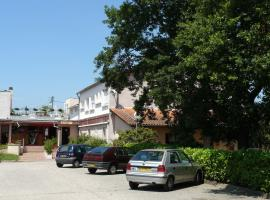 Hotel Chantafred, Pessac