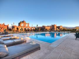 La Kasbah Igoudar Suites & Spa, Lalla Takerkoust