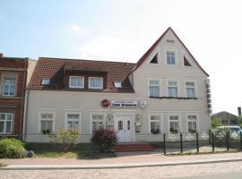 Hotel & Restaurant Zum Brunnen, Jarmen