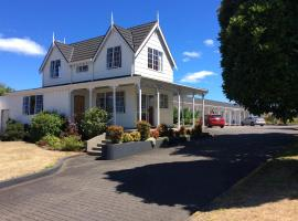 Kings Court Motel, Whanganui