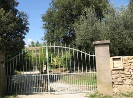 Mas Blauvac, Vers Pont du Gard