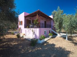 Villa Athina, Pangalochori