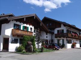 Hotel Ferienhaus Fux