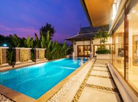 Pimann Buri Pool Villa Resort, Ao Nang Beach
