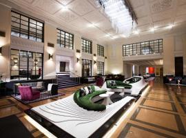 Manhattan NYC-an Affinia hotel