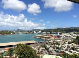 Harbour Vista Inn, Castries