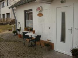Koller Connies Hütte, Flußbach