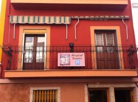 Hostal Senero, Mérida