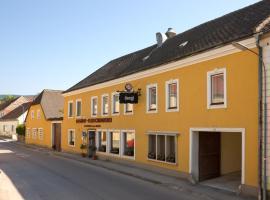 Gasthof Dangl, Wimpassing an der Pielach