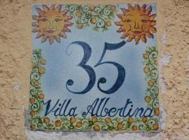 Albertina's Villa, Arenella