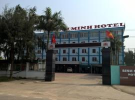 Binh Minh Dien Chau Hotel, Diễn Châu