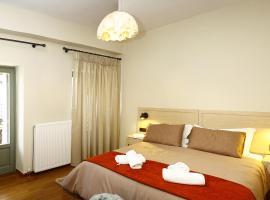 Kazas Luxury Apartments, Dhimitsána