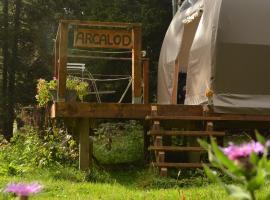 Eco Bivouac Village d'Igloos d'Annecy-Semnoz, Leschaux