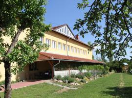 Pansion Stara Škola, Začretje