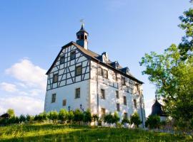 Schloss-gut-Hotel Jößnitz
