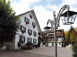 Romantik Hotel zu den drei Sternen, Brunegg