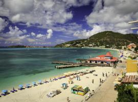 Horizon View Beach Hotel, Philipsburg
