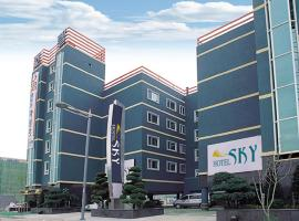 Hotel Sky, Incheon Airport, Incshon