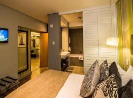 Genesis All-Suite Hotel, Johannesburg