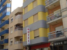 Hotel Azahar, Oliva
