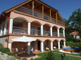 Gästehaus Mediterran, Nemesbük