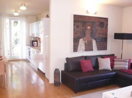 Apartment Kosatcová