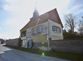 Gîte du Presbytère de L'Abbé L'Hermina, Criel-sur-Mer