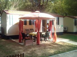 Casa Mobile Luna, Tordibetto