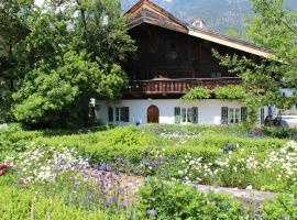Ferienwohnung Katrin, Garmisch-Partenkirchen