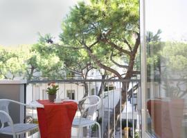 Gallia Apartments, Riccione