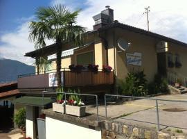 Ristorante Gambarogno, Piazzogna