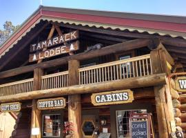 Historic Tamarack Lodge and Cabins, Hungry Horse