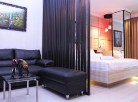 AP Suite Apartment, Kuta
