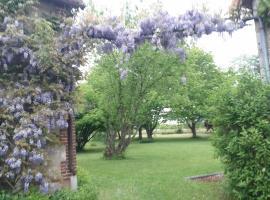 La Maison du Griffon, Monétay-sur-Allier