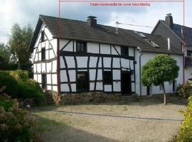 Authentiek Eifelhuis, Hecken
