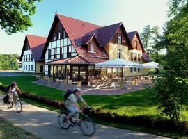 Relais du Silence Kur- und Wellnesshaus Spree Balance, Burg (Spreewald)
