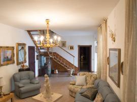 Villa Gloria, Segni