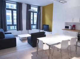 Grand Place Apartments Sablon
