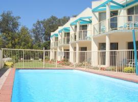 Bayview Apartments, Merimbula