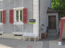 Arche-de-Noe VACANCES, Sonvilier