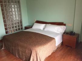 Motel Abalo, Catoira