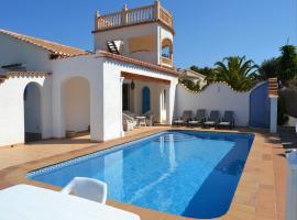 Casa Descansa, Balcon del Mar