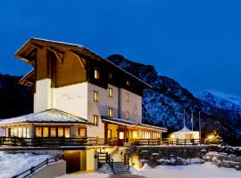 Hotel Beau Site, Brusson