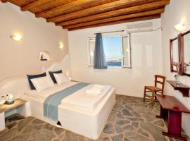 Parathyro sto Aigaio 2 - Small Suites, Tinos Town