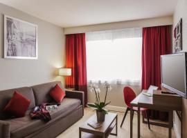 日內瓦聖熱尼普伊阿德吉奧公寓式酒店, 圖瓦里