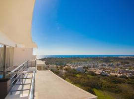 Sea View Penthouse in Albufeira