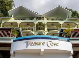 Treasure Cove Hotel & Restaurant, Bel Ombre