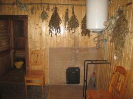 Vasaras mājiņa Vīnkalniņi, Ķirbiži