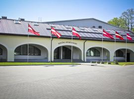 Kocēnu sporta nama hostelis, Kocēni